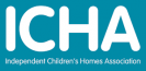 The Independent Children's Homes Association (ICHA) Sticky Logo