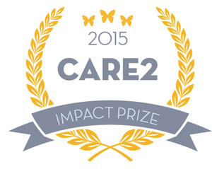 Care2 Impact Prize Winners